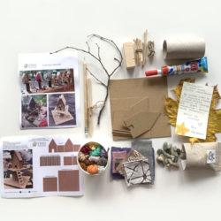 Pakiet Warsztatowy Domek na Drzewie